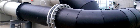رینگ فولادی پلی اتیلن