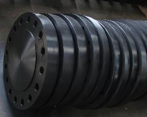فلنج کور فولادی