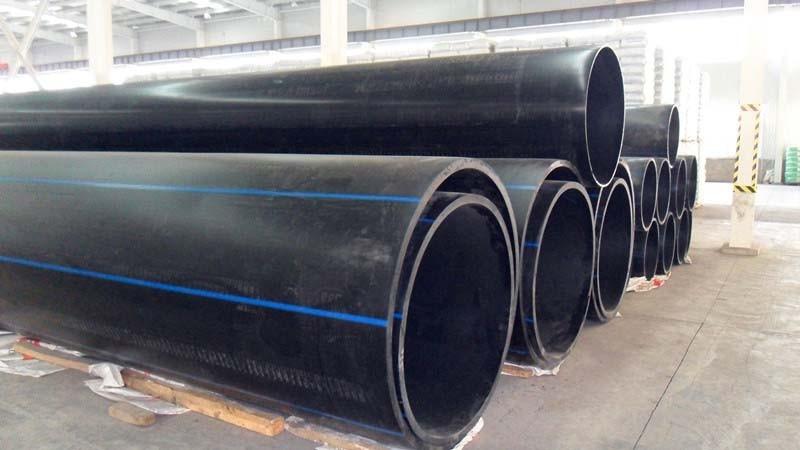 لوله پلی اتیلن ۴ اتمسفر حافظ پلاستیک