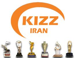 شیر فلکه کشویی برنجی ۳ اینچ کیز ایران