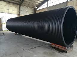 لوله های کاروگیت مورد استفاده در تولید سپتیک تانک پلی اتیلن